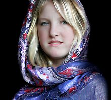 Gypsy Girl by Jone Mackay