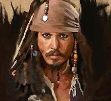 Jack Sparrow by ArvsDesign