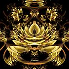 Xzendor7 A Golden Fractal Fantasy by xzendor7