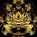 Xzendor7 A Golden Fractal Fantasy by xzendor7