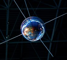 Sputnik by Renee Hubbard Fine Art Photography