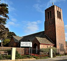 Anglican Church of St Paul Frankston by Tom Newman