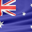 Australian Flag by joggi2002