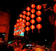 lanterns by redbikephotos