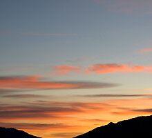 Loch Earn Winter Sunrise by Brian Canavan