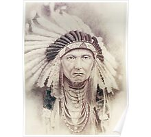 Chief Red Cloud Poster
