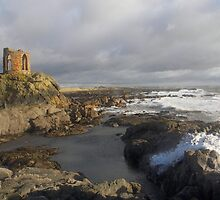 The Lady's tower, Elie by tayforth