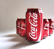 Coca-Cola  2 by Nathalie Chaput
