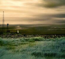 South Gare Lighthouse (IR, v2) by PaulBradley