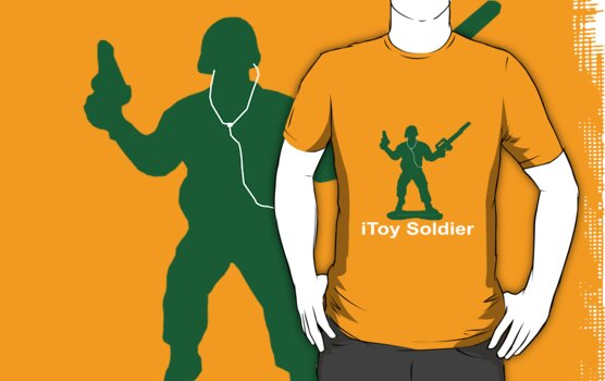 iToy Soldier by randomdumping