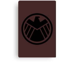 Agents of S.H.I.E.L.D Level 7 Canvas Print