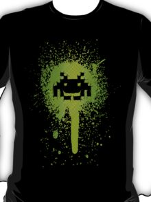 Space Blotch (Green ver.) T-Shirt
