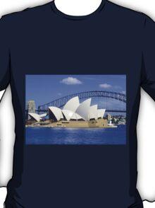 Sydney Opera House and Harbour Bridge T-Shirt