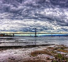 Clouds over the Bridge by Tom Gomez