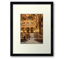 Opera House, Paris 4 Framed Print