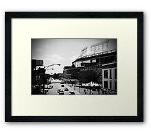 Wrigley Field 04 Framed Print