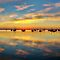 Panoramic Sunrise by Heather Prince ( Hartkamp )