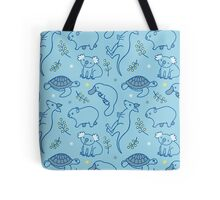 Adorable Aussie Critters - Australian Animals Tote Bag