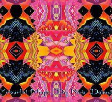 Rhythm of Flames Inside Your Heart by Nira Dabush