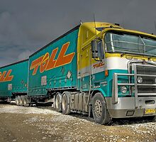 Toll Express. by Mick Smith