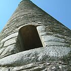 Round Tower by Alan Hogan