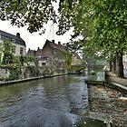 Brugges, Belgium. by Dean Symons