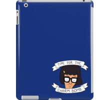 Time for the Charm Bomb iPad Case/Skin