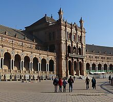 Plaza de Espania by nadir