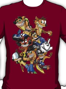 Crash-Mania T-Shirt