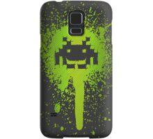 Space Blotch (Green ver.) Samsung Galaxy Case/Skin