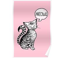 Meow! Poster