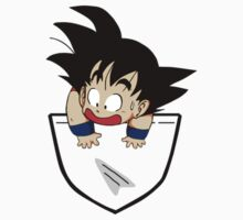 Pocket Goku Kids Clothes