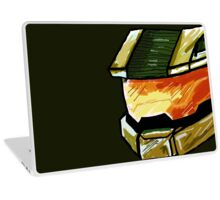 Master Chief Sketch Laptop Skin