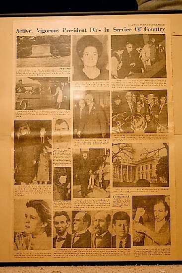 1st Page of Photos From The Newspaper by HippiePrincess