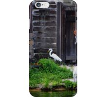 A Little Rustic Charm iPhone Case/Skin