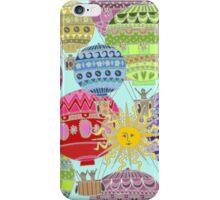 candy sky iPhone Case/Skin