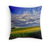"""""""Fruits of the Promise"""" Throw Pillow"""