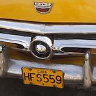 Havana Car by Louise Mackley