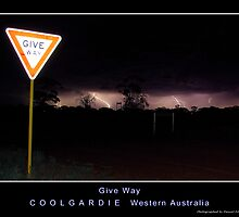 Give Way by Daniel Fitzgerald