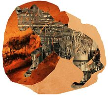 Prehistoric Hyena by Cody Hill