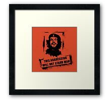 che lebowski Framed Print