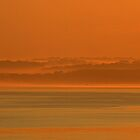 Amazing Sunrise Colours by Katja Fønss