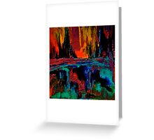There's a Light in the Darkness Greeting Card
