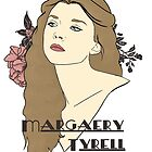 Margaery Tyrell - Game of Thrones by CatAstrophe