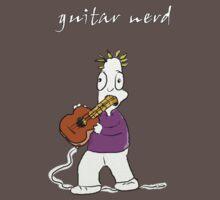 guitar nerd by BRENDEN HOWARD