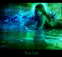 Water Nymph by Eva  Lee