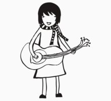 Something Great: Bianca Outline (Girls) by wonderful