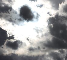 Rain Clouds in the Sky by Laurie Puglia