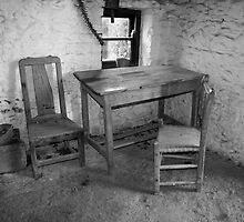 Bunratty cottage kitchen by John Quinn