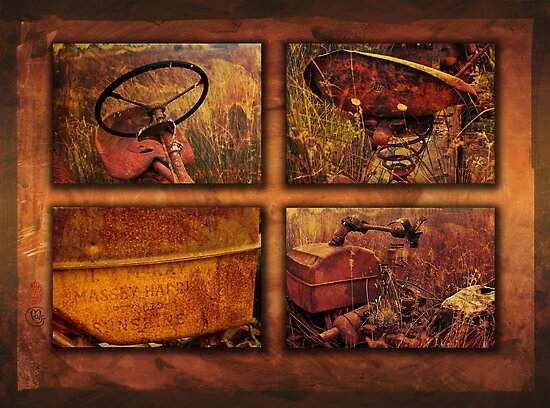 4 rust version 2 by Ron C. Moss